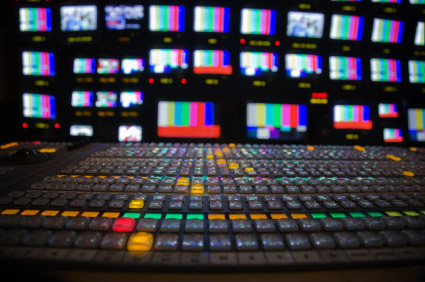 CCS Commercial Gaming TV Broadcast