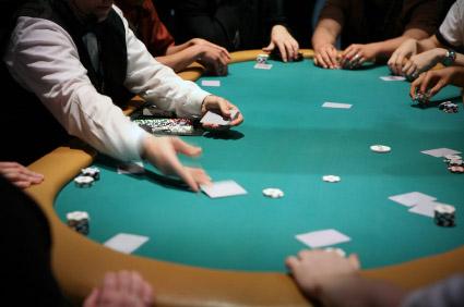 CCS Commercial Gaming Dealer
